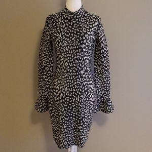 Michael Kors animal print dress